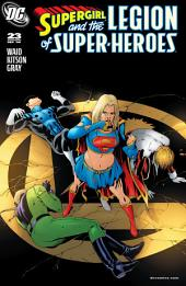 Supergirl and The Legion of Super-Heroes (2006-) #23