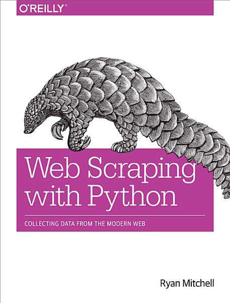 Download Web Scraping with Python Book