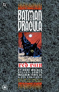Batman   Dracula  Red Rain PDF