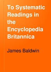 Guide to Systematic Readings in the Encyclopæedia Britannica