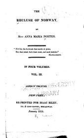 The Recluse of Norway: Volume 2