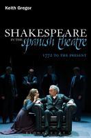 Shakespeare In The Spanish Theatre