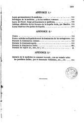Historia bibliográfica de la medicina española, 1: obra póstuma, Volúmenes 2-7