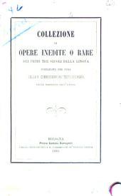 Le antiche rime volgari: secondo la lezione del Codice vaticano 3793, Volume 2;Volume 42