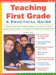 Teaching First Grade Book PDF