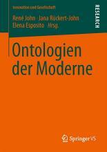 Ontologien der Moderne PDF