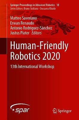 Human-Friendly Robotics 2020