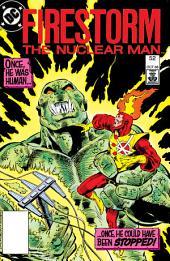 The Fury of Firestorm (1982-) #52