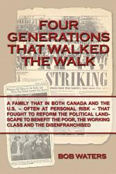Four Generations That Walked The Walk Book PDF