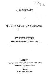 A Vocabulary of the Kafir Language