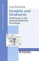 Handeln und Strukturen PDF