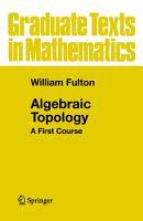 Algebraic Topology PDF
