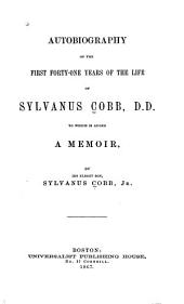 Autobiography of the First Forty-one Years of the Life of Sylvanus Cobb: Part 4