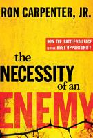 The Necessity of an Enemy PDF