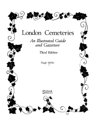 London Cemeteries PDF