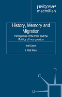 History  Memory and Migration PDF