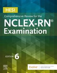Hesi Comprehensive Review For The Nclex Rn Examination E Book Book PDF