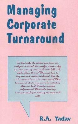 Managing Corporate Turnaround PDF