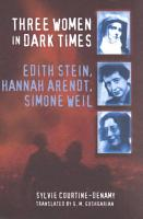 Three Women in Dark Times PDF