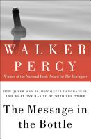 The Message in the Bottle PDF