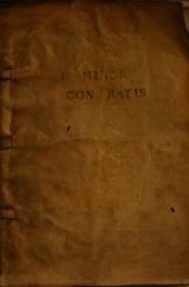 Liber canonis Avicenne: revisus & ab omni errore mendaque purgatus summaque cum diligentia impressus