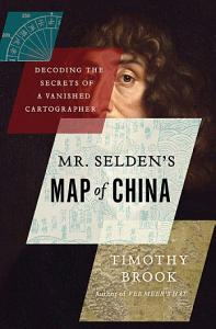 Mr  Selden s Map of China Book