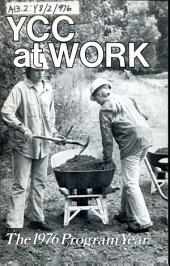 YCC at work: the 1976 program year