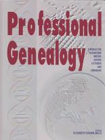 Professional Genealogy PDF