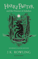 Harry Potter and the Prisoner of Azkaban   Slytherin Edition Book