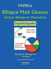 Glossario Bilingue de Matematicas