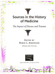 Sources in the History of Medicine PDF