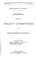 Presidential Election of 1876 PDF