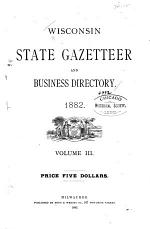 Polk's Wisconsin State Gazetteer and Business Directory ...