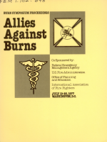 Burn Symposium Proceedings