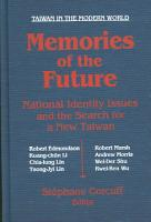 Memories of the Future PDF