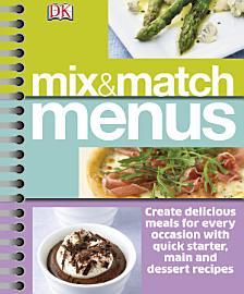 Mix And Match Menus