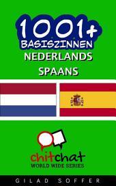 1001+ Basiszinnen Nederlands - Spaans
