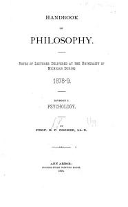 Handbook of Philosophy PDF