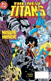The New Titans (1984-) #122