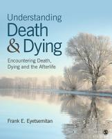 Understanding Death and Dying PDF