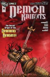 Demon Knights (2011-) #4