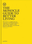 The Monocle Guide to Better Living PDF