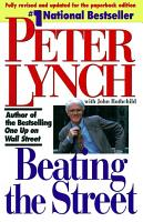 Beating the Street PDF