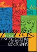 UXL Encyclopedia of World Biography  T Z PDF