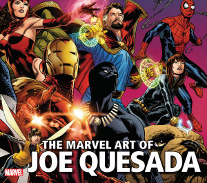 The Marvel Art Of Joe Quesada   Expanded Edition PDF