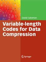 Variable length Codes for Data Compression PDF