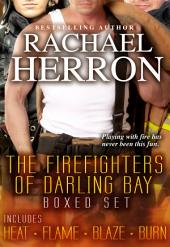 The Firefighters of Darling Bay Boxed Set: Books 1-4