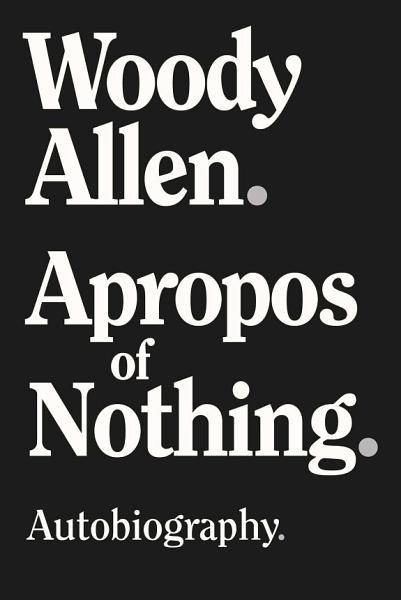 Download Apropos of Nothing Book