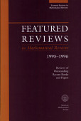 Featured Reviews In Mathematical Reviews 1995 1996