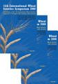 11th International Wheat Genetics Symposium 2008 Proceedings   3 Volume Set